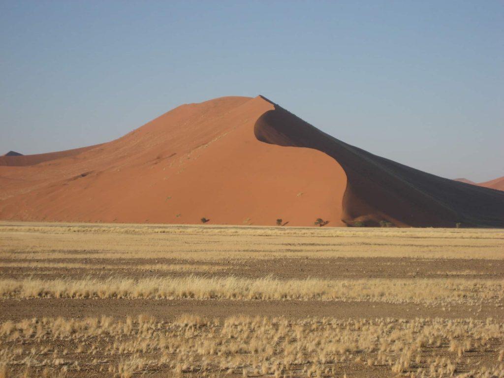 Grossdüne Namibia 2008