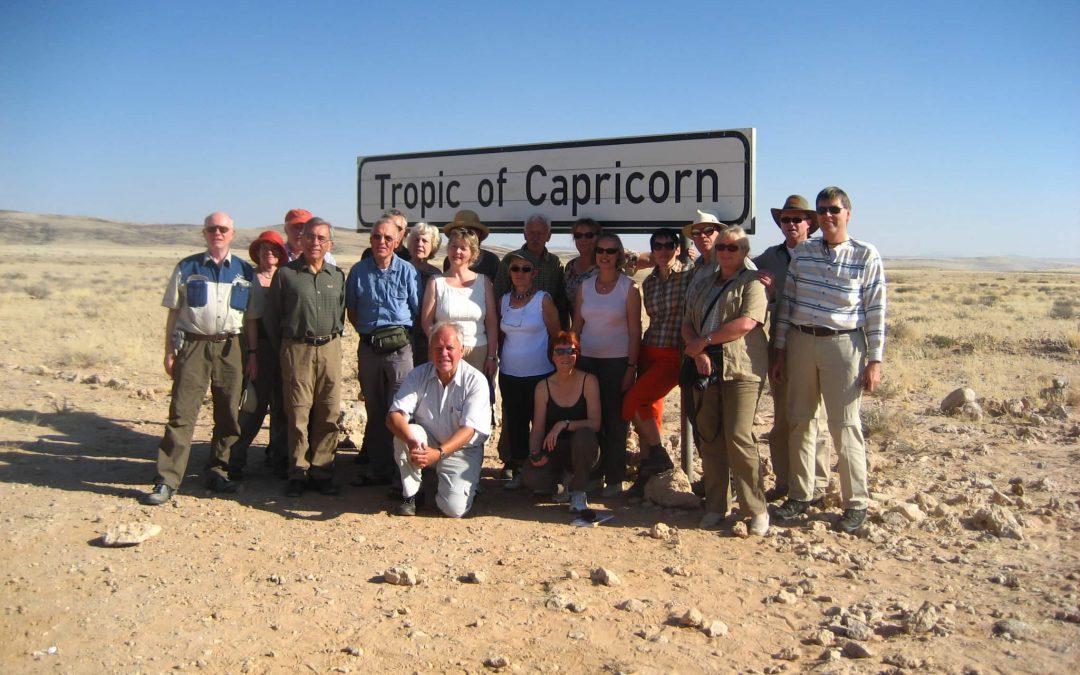Reise nach Namibia, 2008