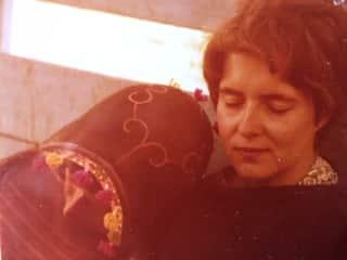 Auf der Ladefläche eines LKW nach Machupichu. Ein Indio schläft auf meiner Schulter. 1978