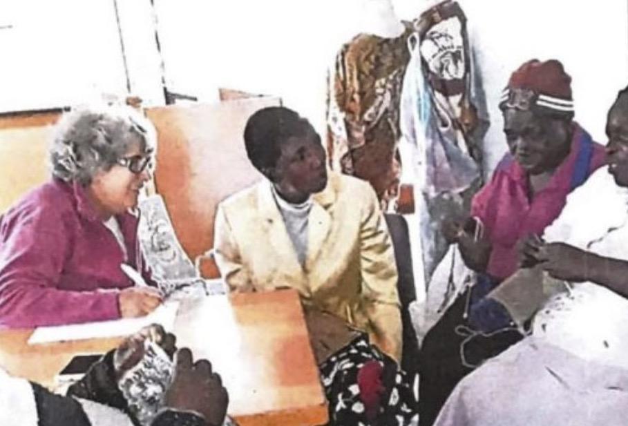 Dr. Henner engagiert sich für Simbabwe
